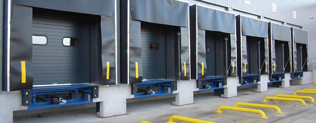 Pedane e rampe carico scarico camion merci armo tutti i for Rampe di carico per container