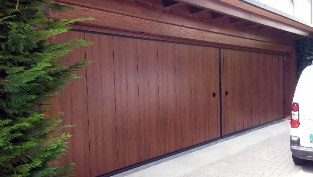 several advantages in one product only armo sideways sliding garage doors - Sliding Garage Doors