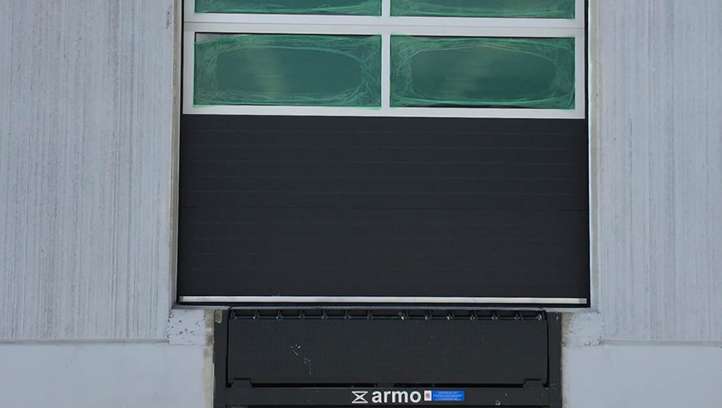 Armo Industrial Motorized Doors Download The Leaflet