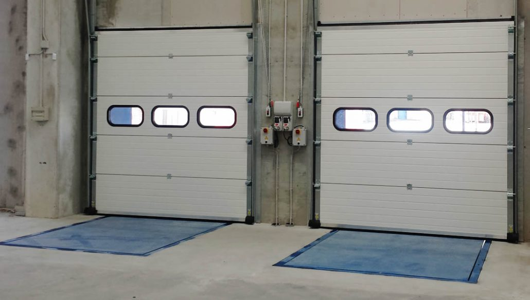 Safety ... & Sectional Doors for loading bays. All in our catalogues.